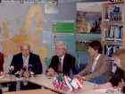 EK atstovybėje vyko Pavelo Teličkos spaudos konferencija